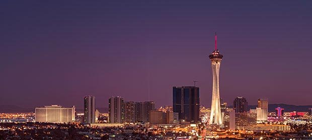 Stratosphere Tower at Las Vegas