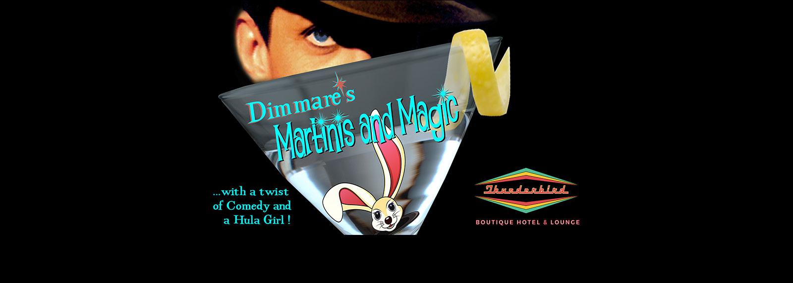The Martinis & Magic Show