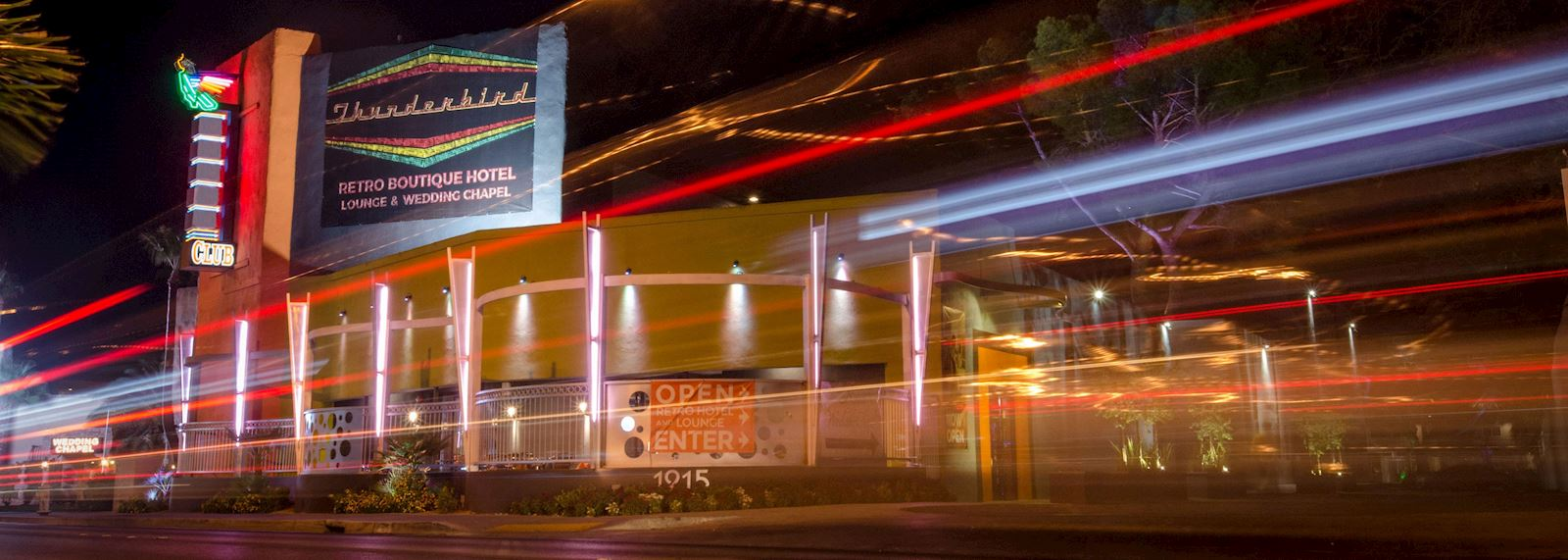 Thunderbird Boutique Hotel, Las Vegas, Nevada
