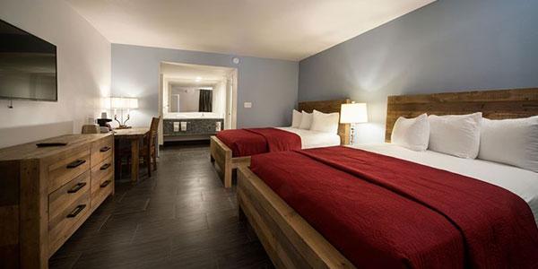 Thunderbird Boutique Hotel, Nevada 2 Night Getaway Deal