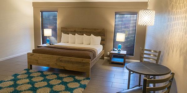 Thunderbird Boutique Hotel, Nevada Junior King Suite