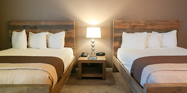 Thunderbird Boutique Hotel, Nevada Superior Queen